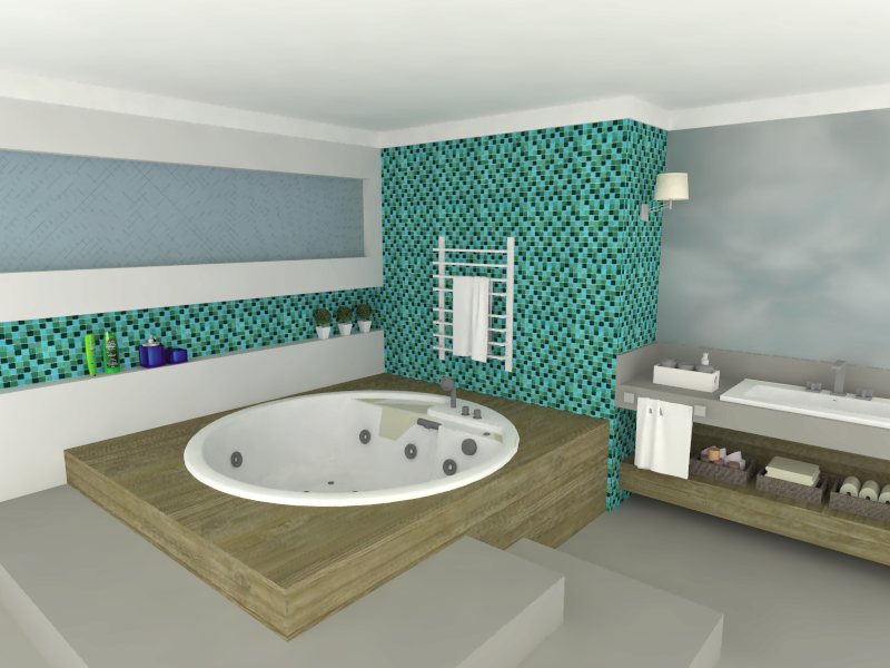 Aplicações de Pastilhas de Vidro Linha Cristal Miscelânea – Casinha Bonita -> Banheiro Com Pastilha De Vidro Verde