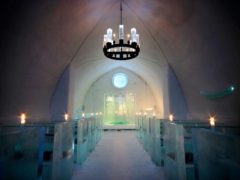 Hotel de Gelo VI