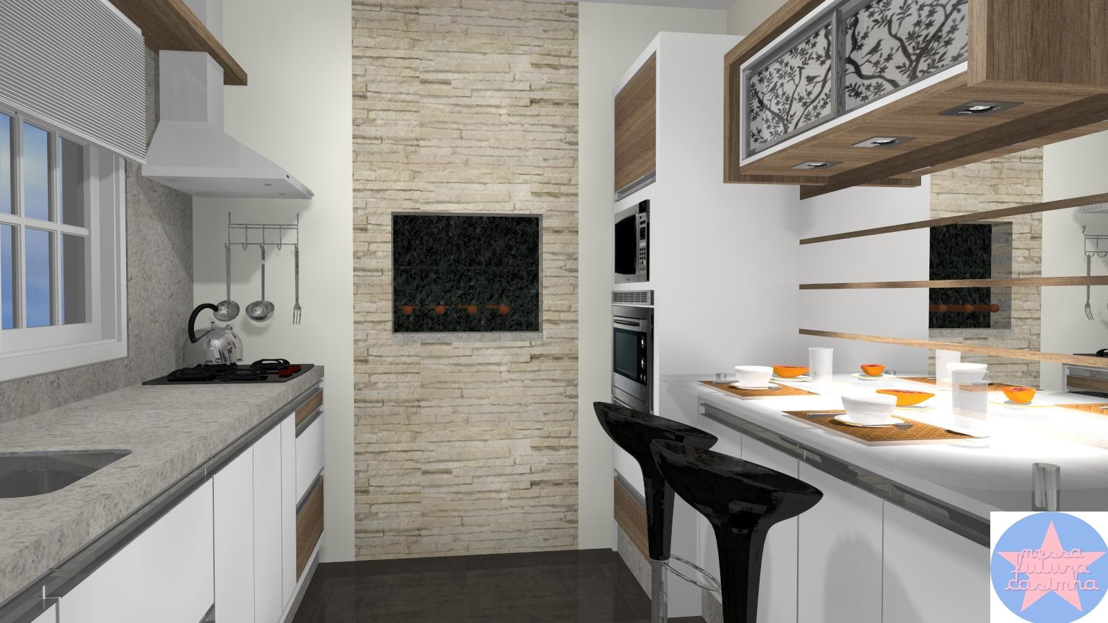 #AA6821  do Guerreiro: Revestimentos para Churrasqueira – Casinha Bonita 1600x900 px Qual Deve Ser A Altura De Um Balcão De Cozinha Americana #985 imagens