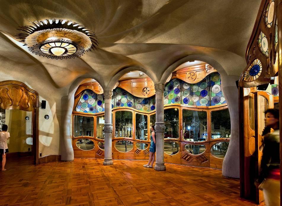 Casa Batllo 2 - Gaudi - Barcelona