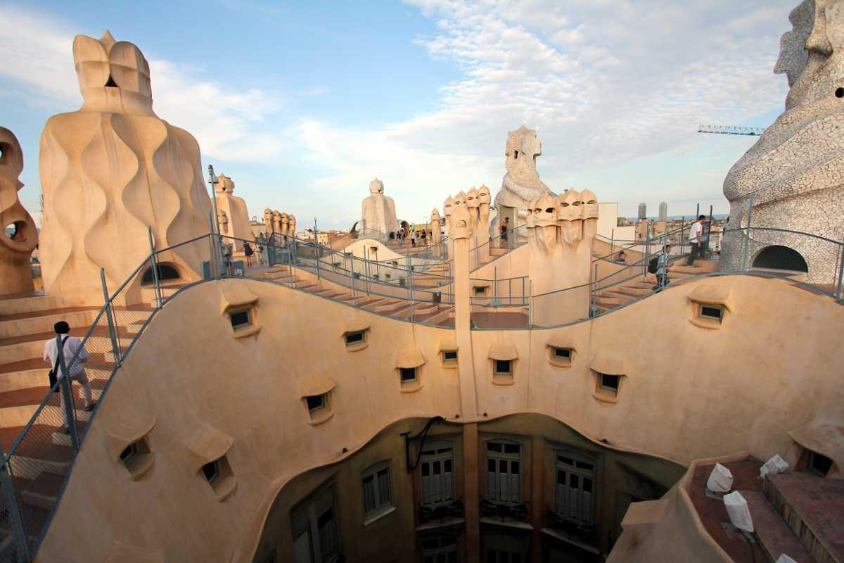 La Pedrera - Gaudi - Barcelona