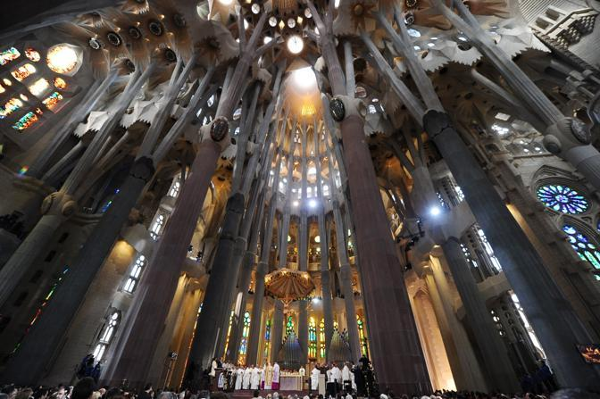 Sagrada Família - Gaudí - Barcelona