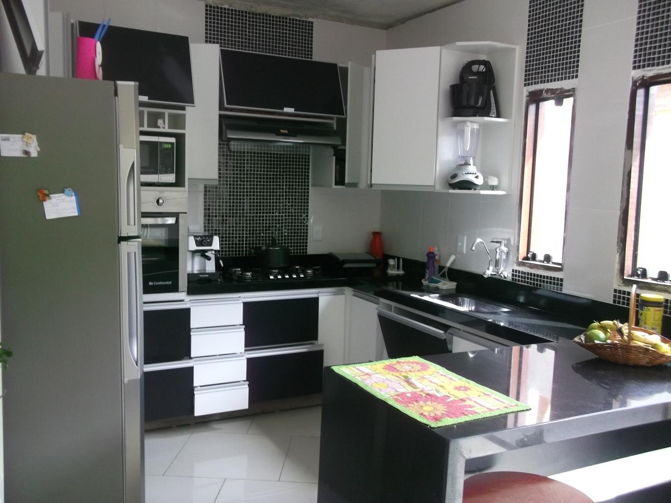 Another Image For Cozinha planejada pequena: projetos dicas e preço! #6B4543 1372 1029