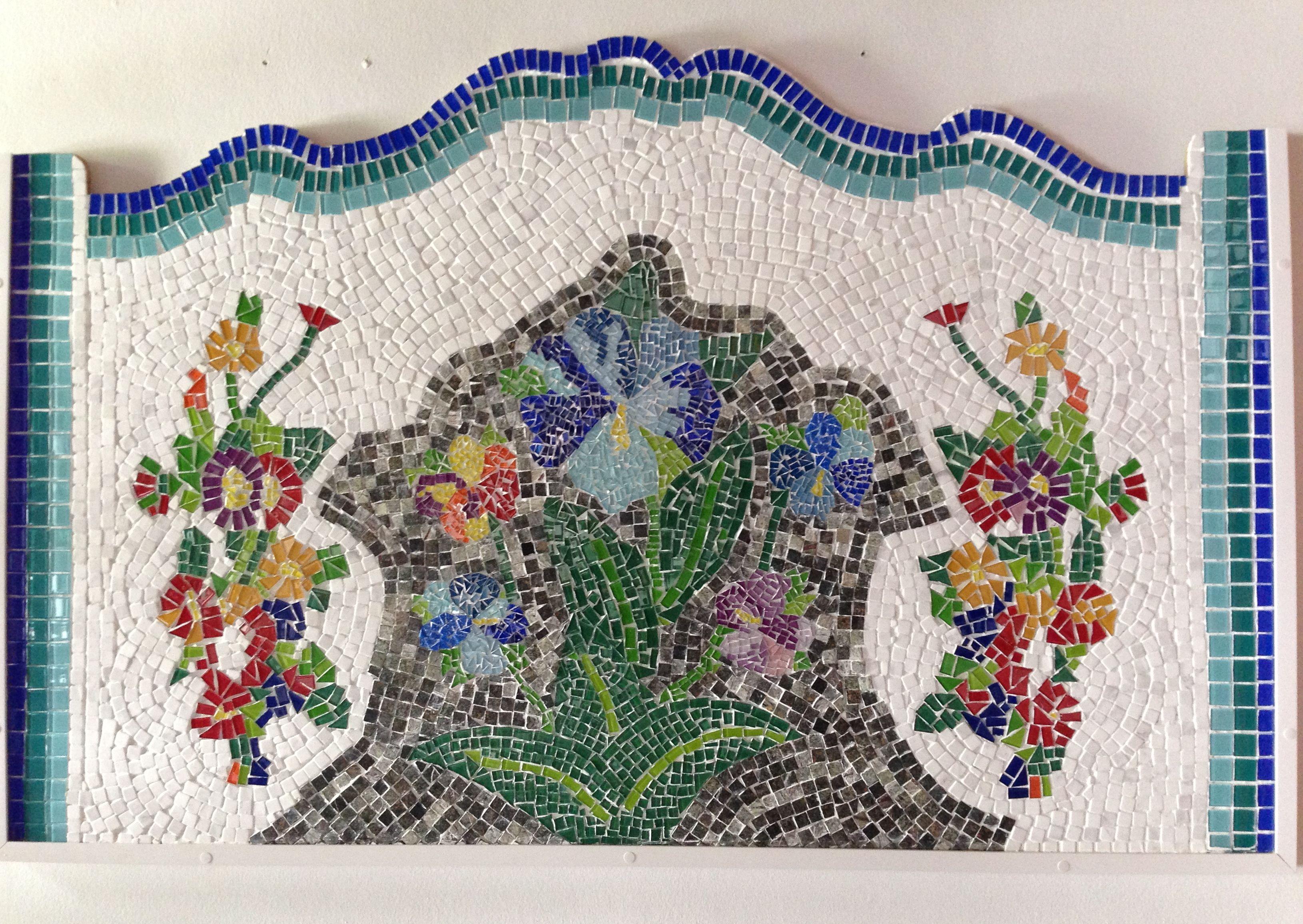 Mosaico com Pastilhas 06