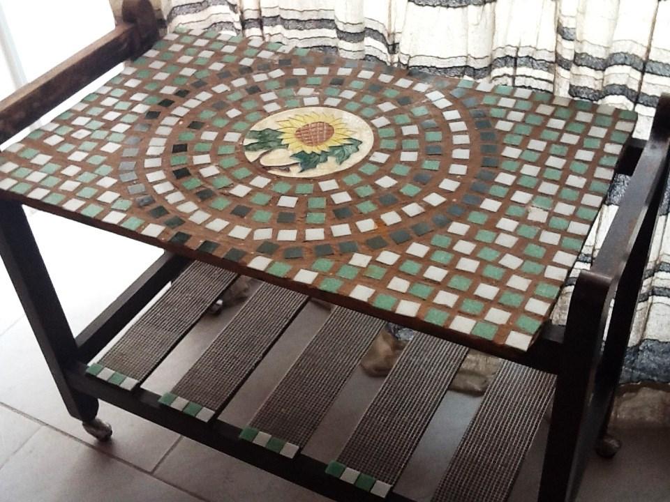 Mosaico com Pastilhas 04