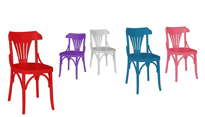 Cadeira Opzione. Disponível em: www.casinhabonita.com.br