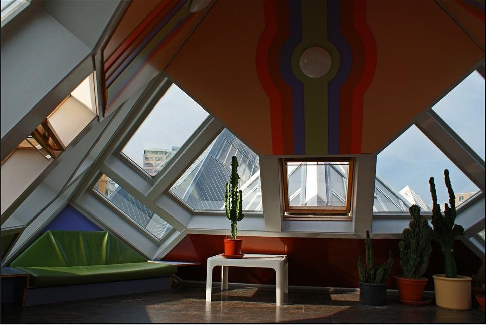 Casas Cubicas de Piet Blom II