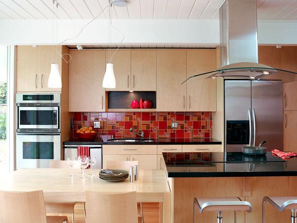 Cozinha com pastilhas cp005 casinha bonita for 416 americana cuisine