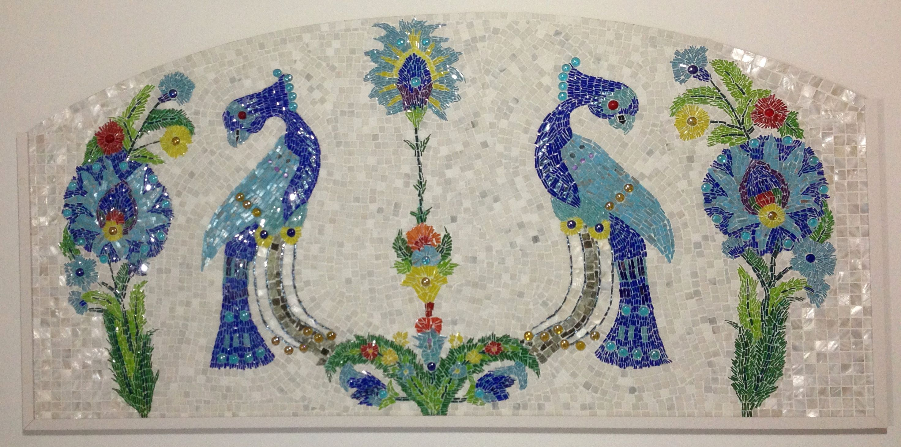 Mosaico com Pastilhas 01
