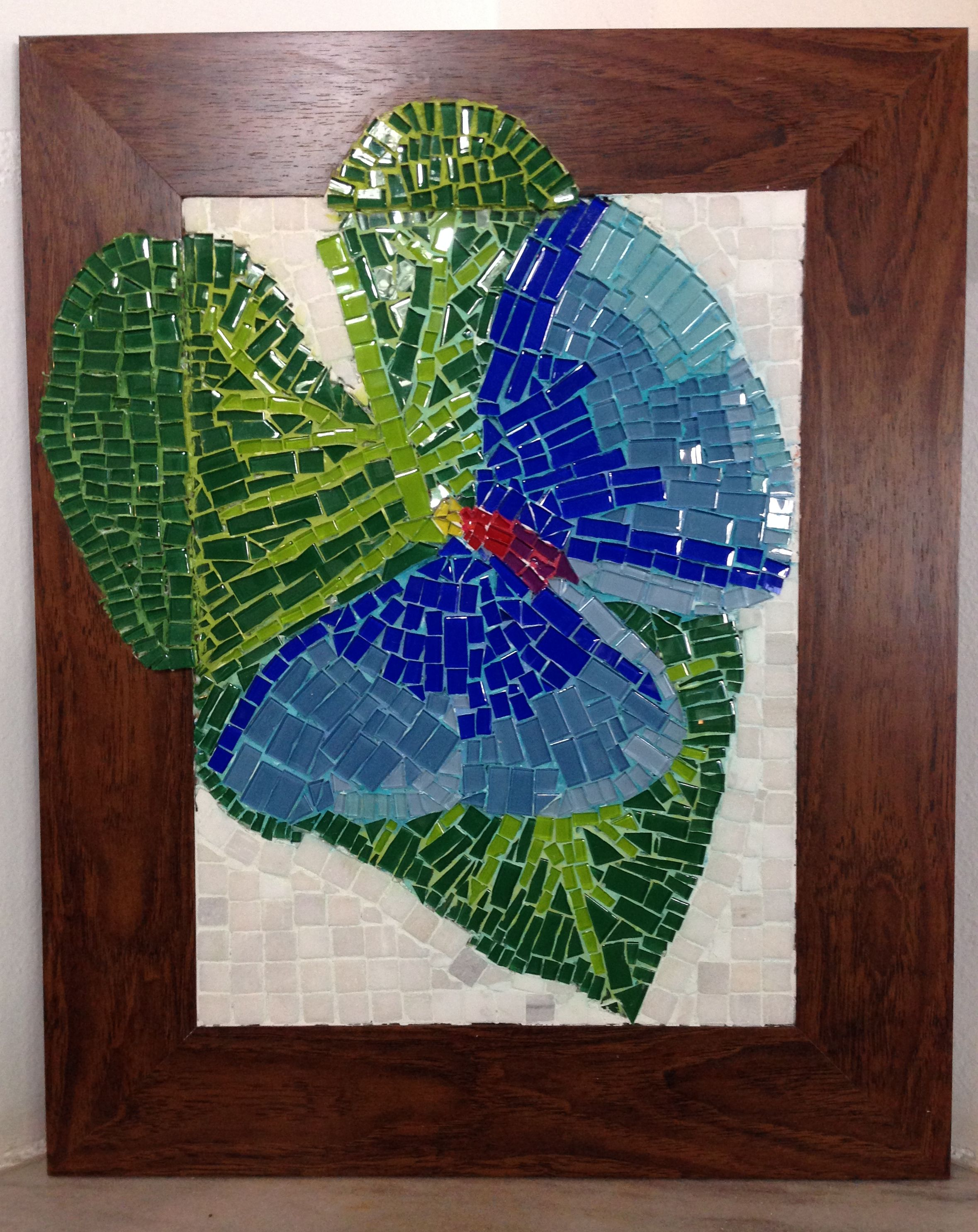 Mosaico com Pastilhas 02