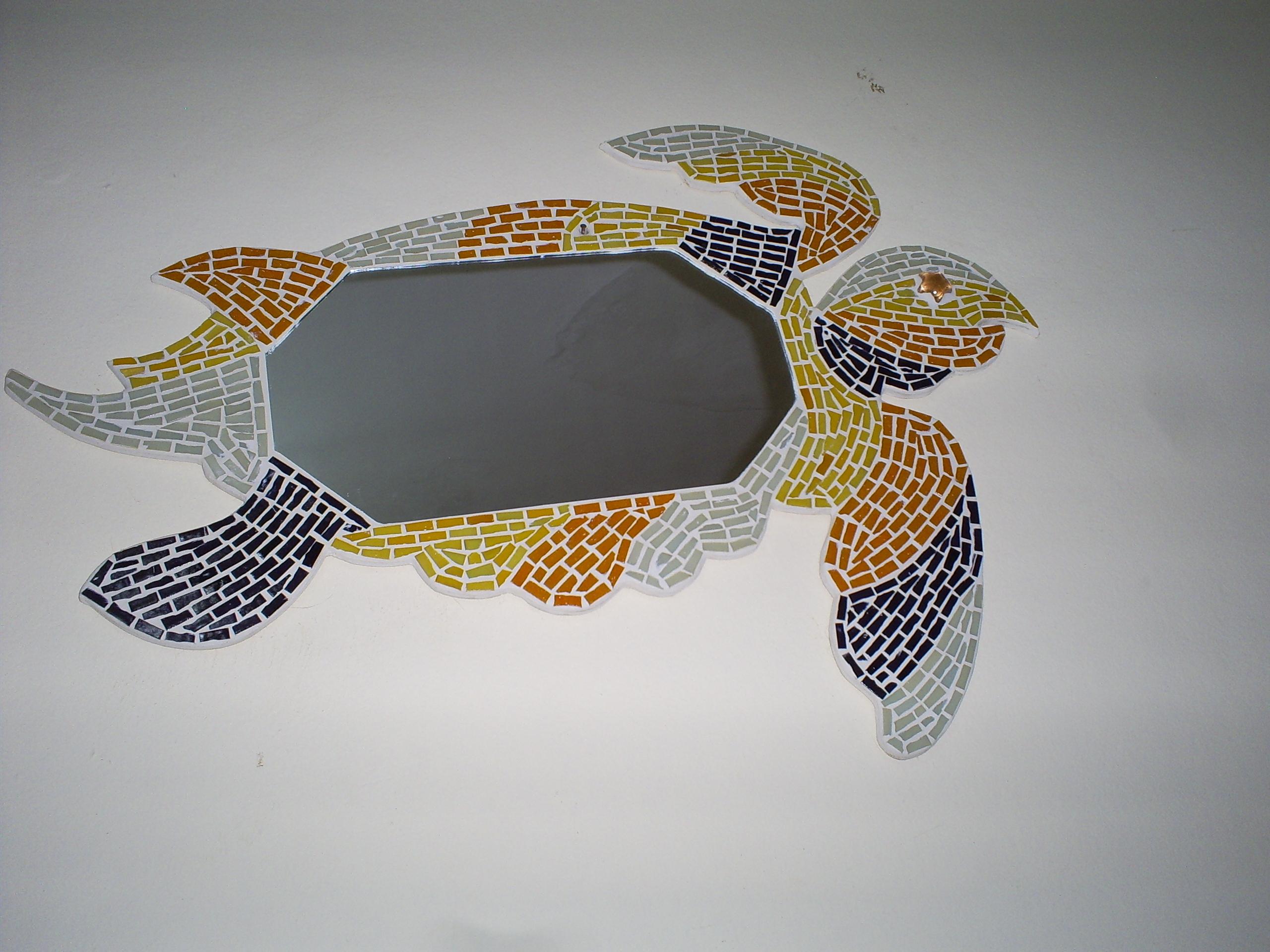 Mosaico com Pastilhas 07