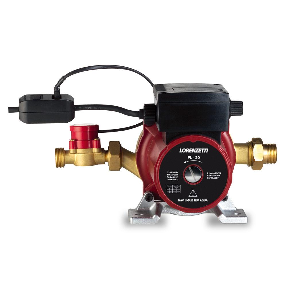 Modelo de Pressurizador geralmente utilizado. (Fonte: site Casinha Bonita - http://www.casinhabonita.com.br/index.php?route=product/isearch&search=pressurizador)