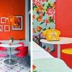Móveis coloridos: uma nova tendência!