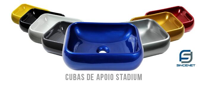 Linha de Produtos-Stadium