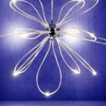As lâmpadas de LED podem economizar até 90%