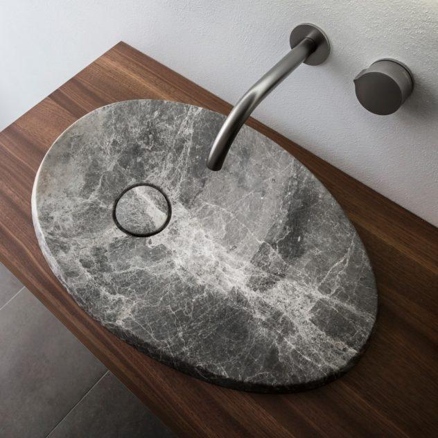 Banheiro Cuba Mármore