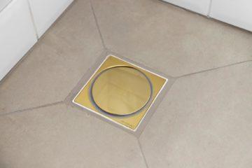 Como instalar Ralo Click Inteligente 10x10 e 15x15 banheiro, cozinha e lavabo