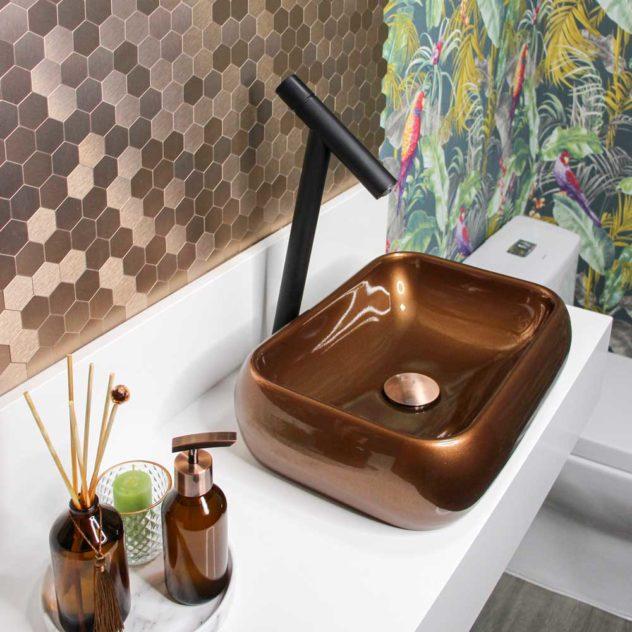 Como instalar aquecedor elétrico Torneira Banheiro Cozinha água quente