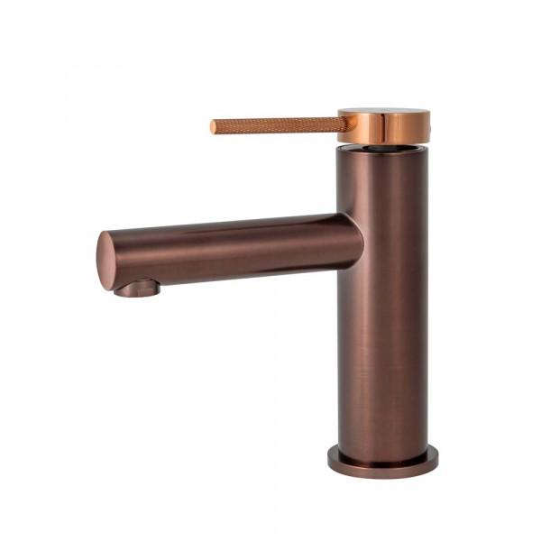 Torneira Monocomando Baixa para Banheiro (Andelle Bronze)