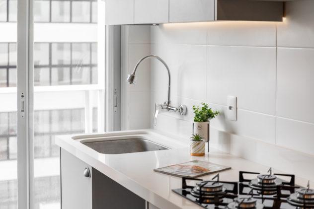 Como escolher a melhor torneira ideal de cozinha - Torneira de Parede