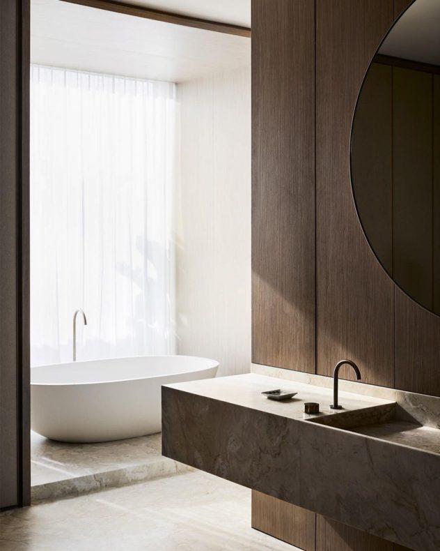 Bancada banheiro Torneira Monocomando Separado (Paul Conrad)